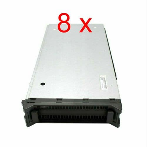 8 x New Dell XW300 Blank Filler For PowerEdge M1000e Server Blade Chassis